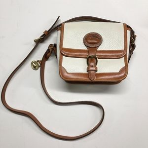 Vintage DOONEY & BOURKE R96 Mini Square Surrey Bag